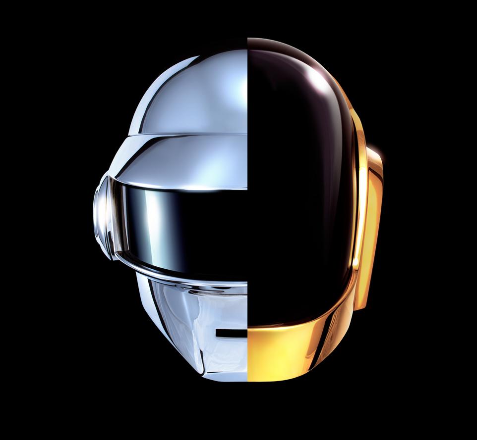 Vorfreude auf Daft Punk!