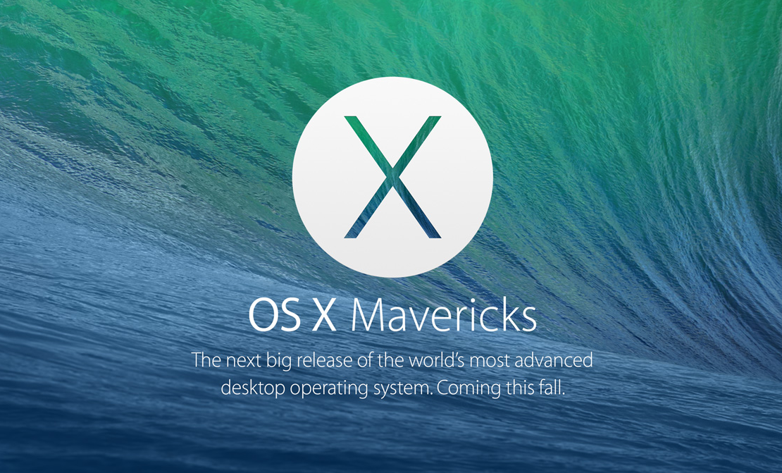 OS X Mavericks im Detail.