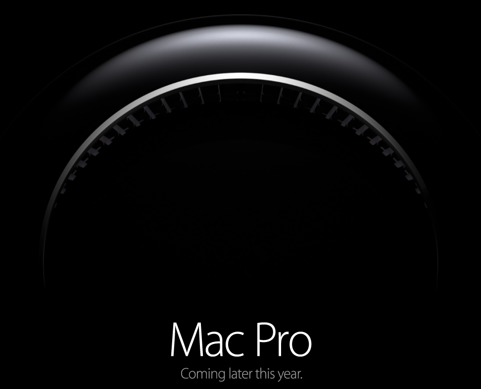 Neuer Mac Pro – Pro-Benutzer bei Apple wieder im Fokus.