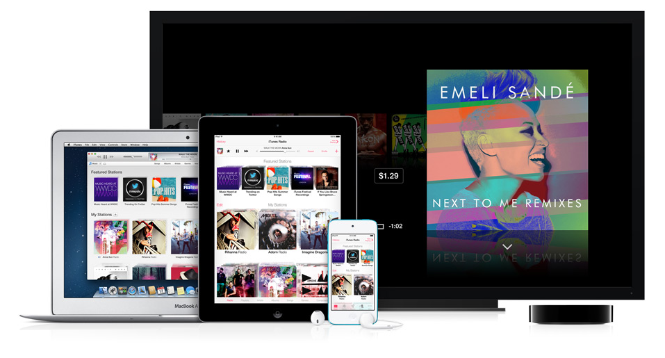 iTunes Radio – So viel bezahlt Apple den Labels.