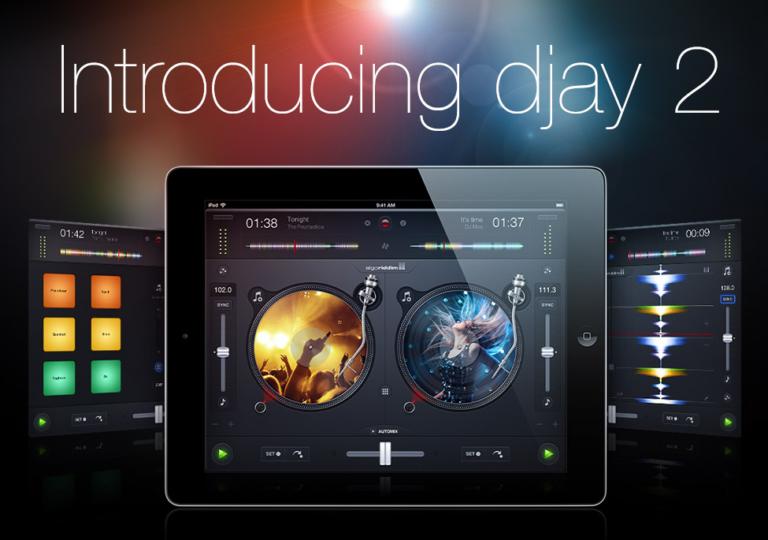 djay 2 für iOS