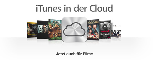 iTunes in der Cloud