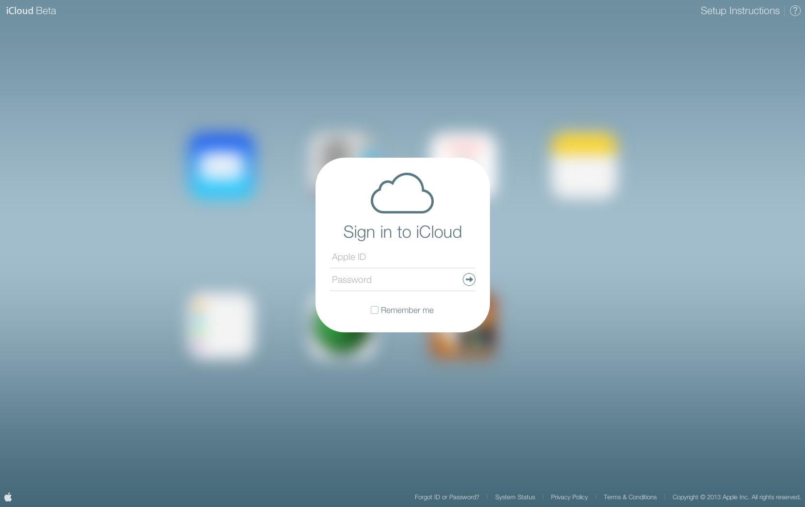 Doch keine Sicherheitslücke in iCloud.