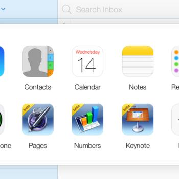 App-Wechsel in iCloud
