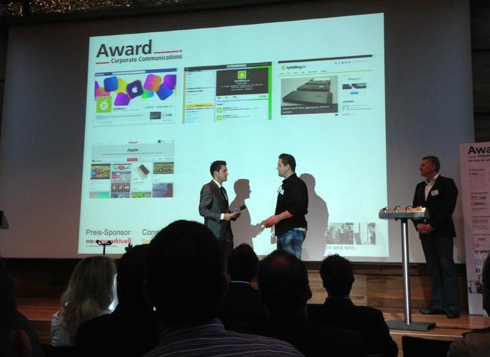 Award Social Media 2013