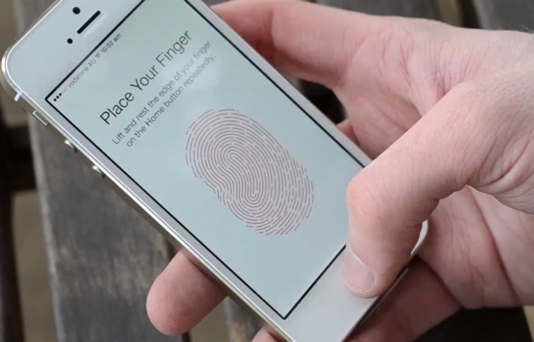 iPhone 5S Touch-ID