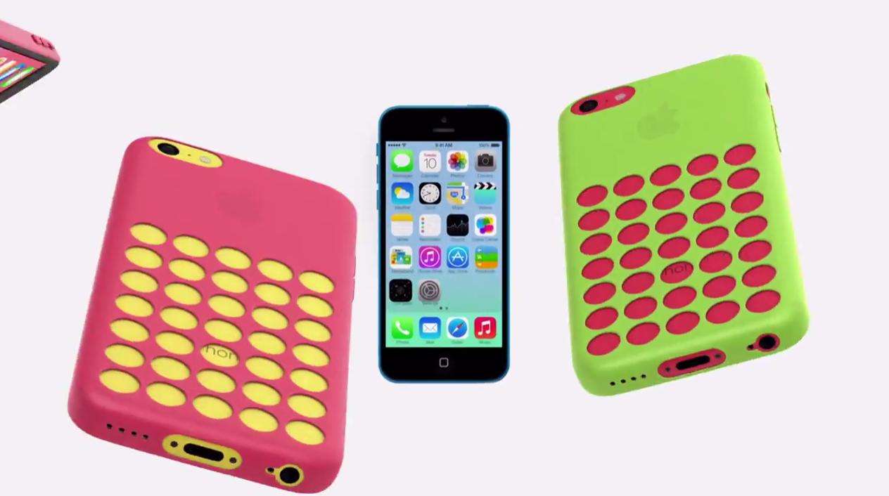 iPhone 5c - Designed Together