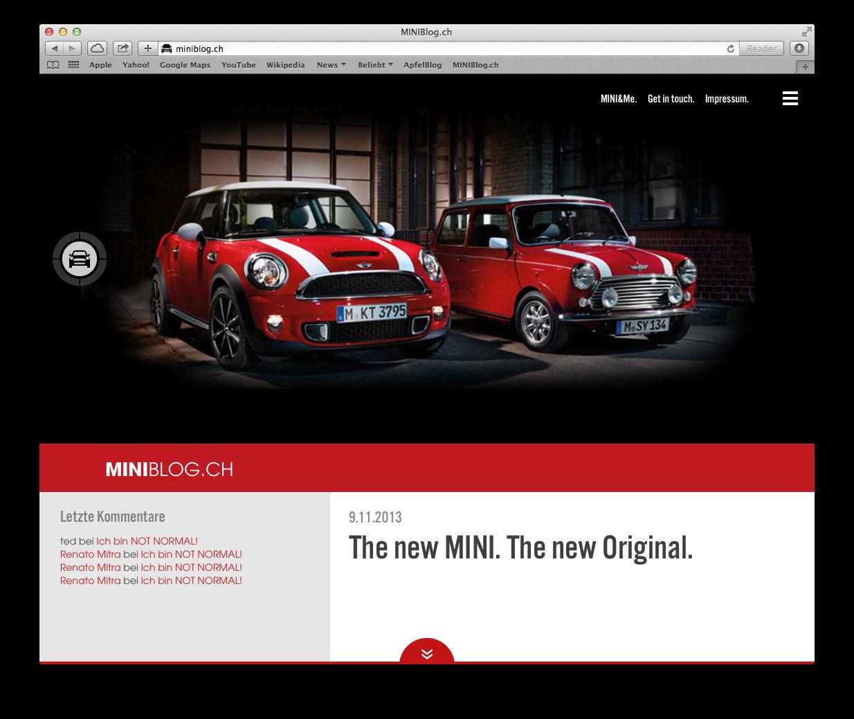 MINIBlog.ch