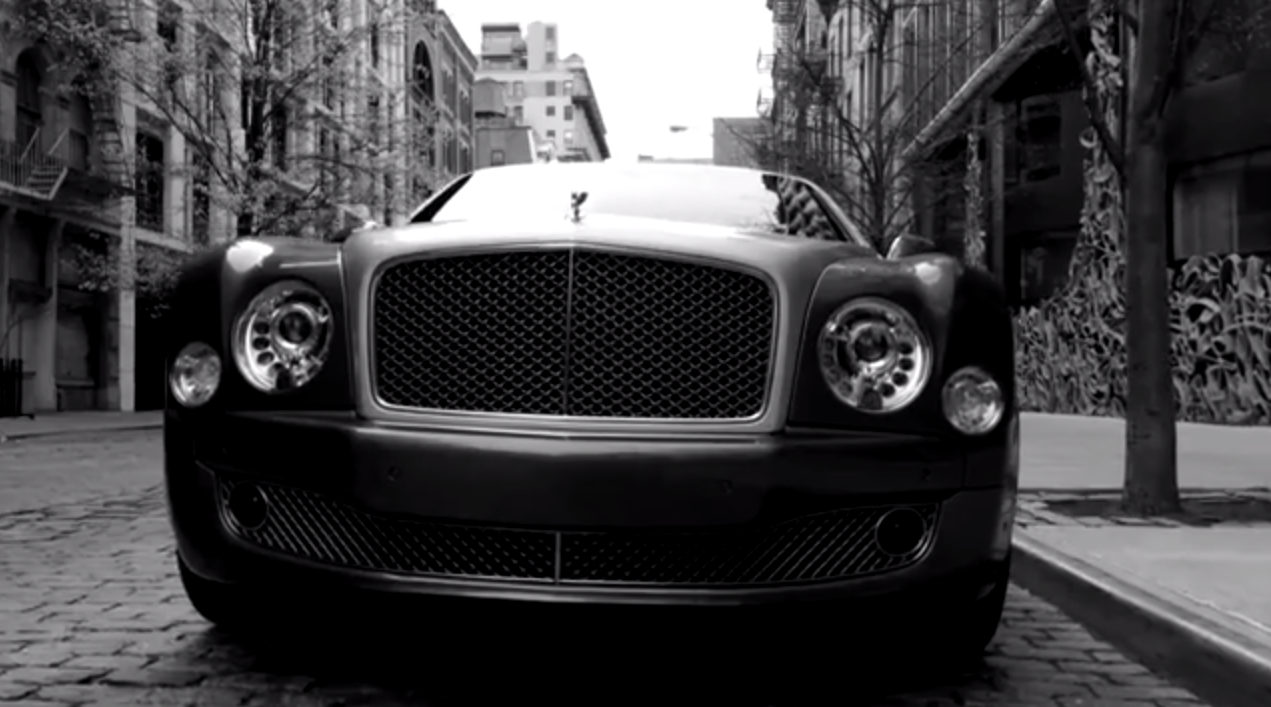 Bentley & Apple: Toller Werbespot.