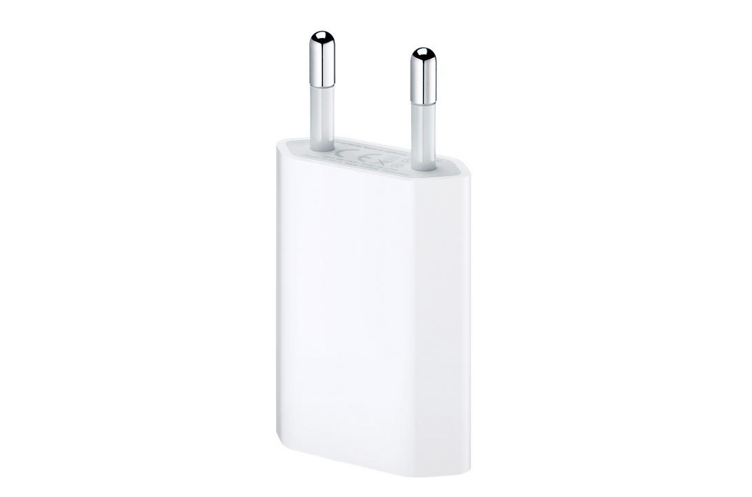 Apple tauscht 5W USB iPhone Netzteile aus.