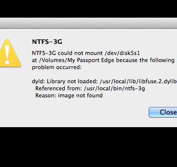 NTFS-3G