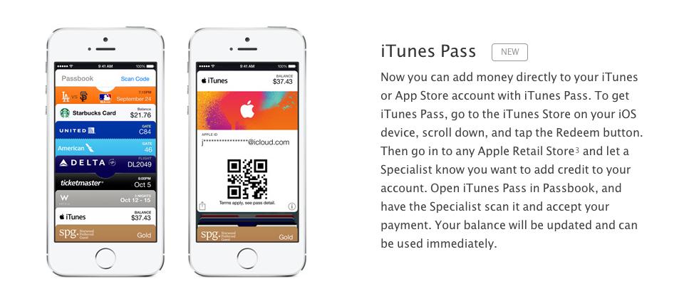 Ist iTunes Pass nur der Anfang?