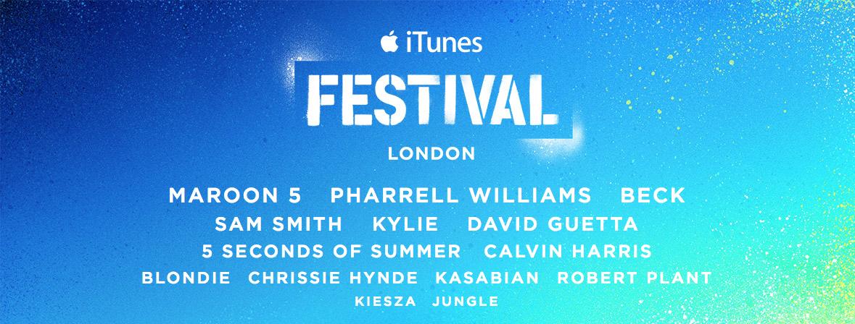8. iTunes Festival steht vor der Türe.