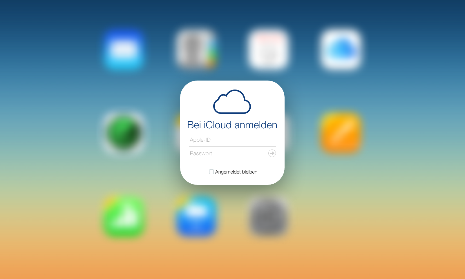 Apple hat ein Problem mit der iCloud.