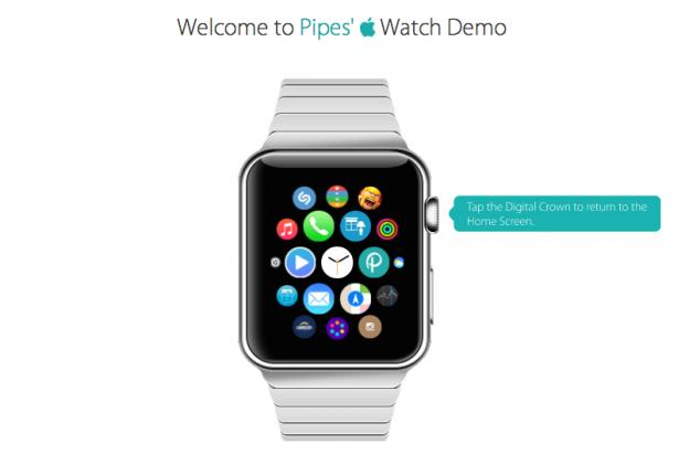 Mit der Apple Watch spielen