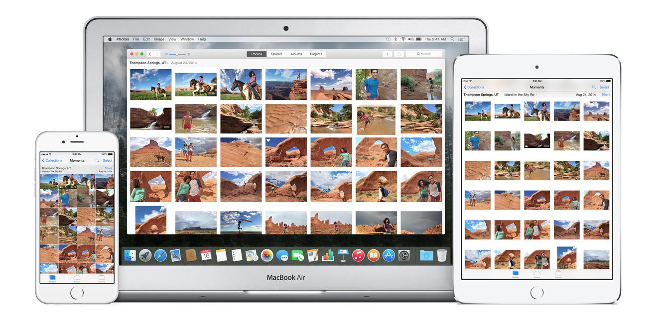 Mit Aperture ist es aus wenn Photos für OS X kommt.