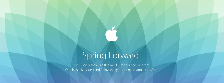 Apple Keynote Livestream macht Ticker überflüssig.