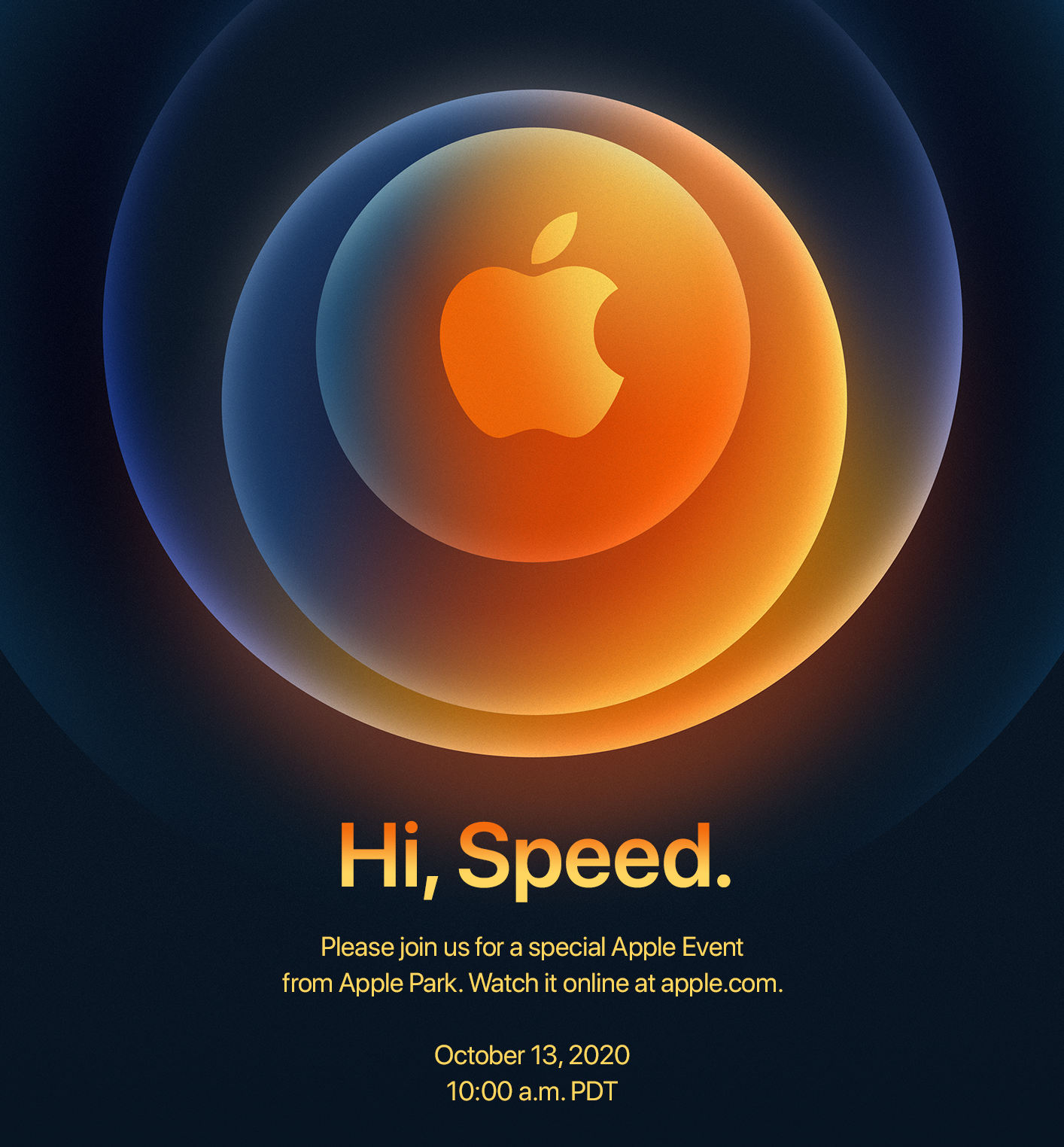 iPhone 12 Event von Apple