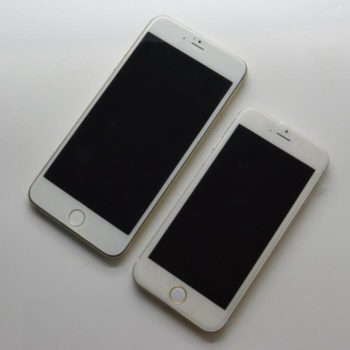 iPhone 6 in 4,7 und 5,5 Zoll.