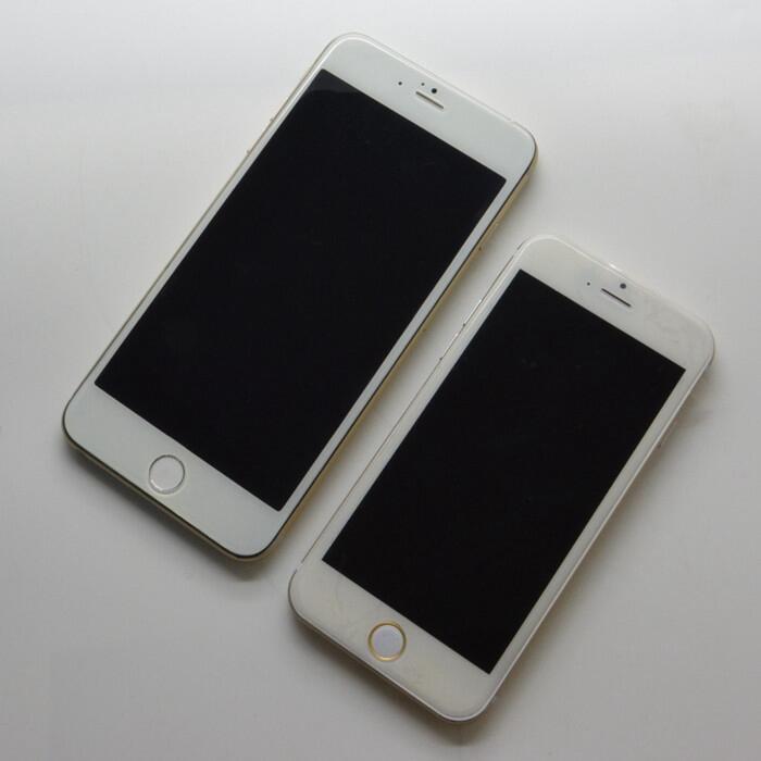 iPhone 6 wird gross und grösser – 4,7 und 5,5 Zoll Bildschirm.