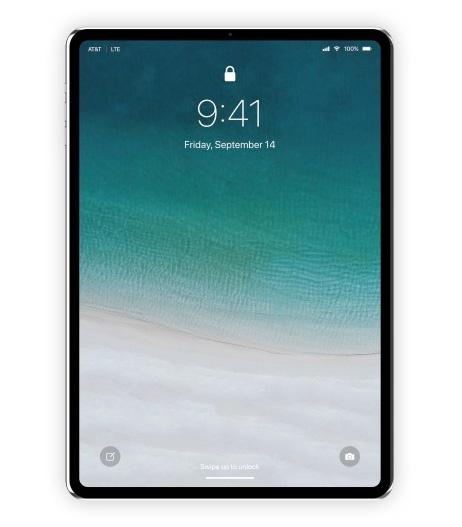 Mockup iPad Pro 2018