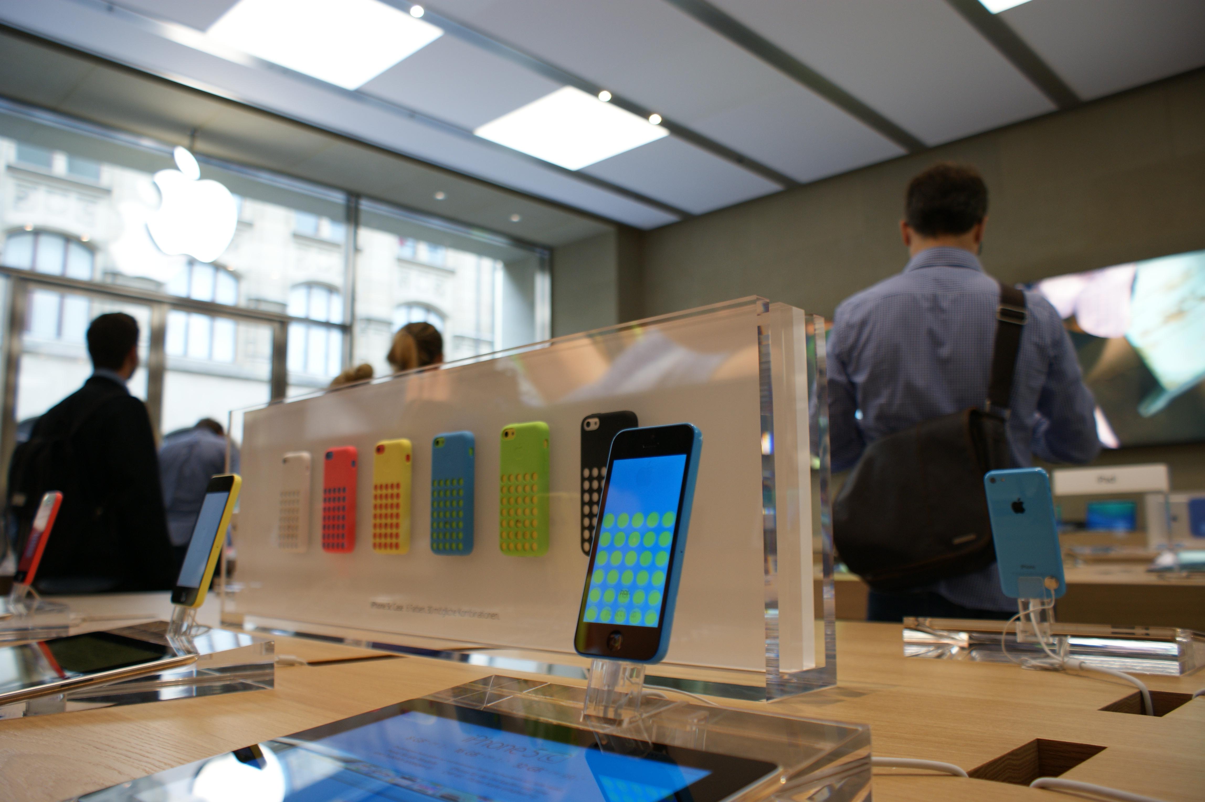 So viele iPhone, iPad und Mac verkauft Apple pro Sekunde.