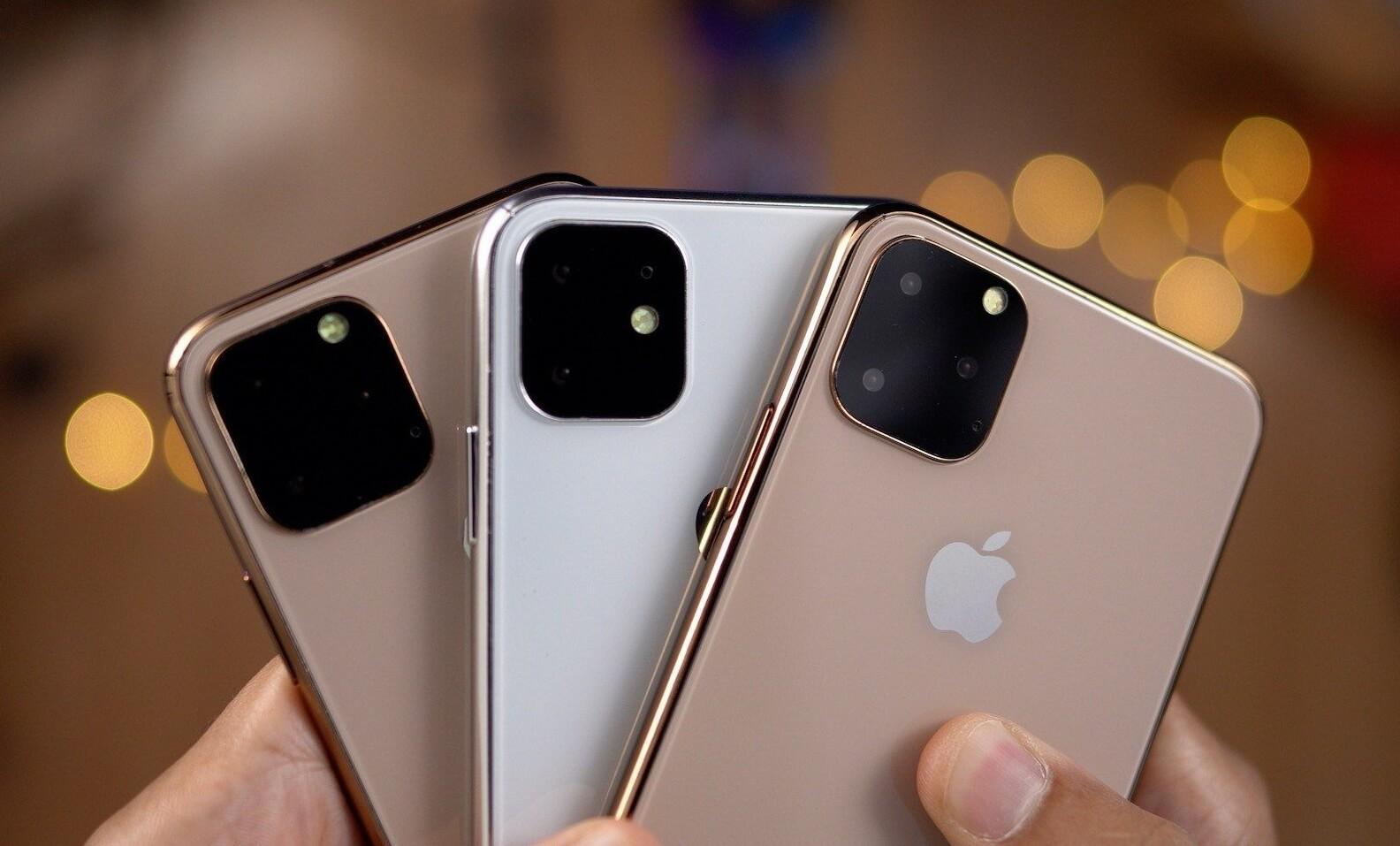 iPhone 2019 Mockup