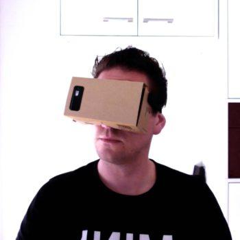 Renato Mitra VR Cardboard ApfelBlog.ch
