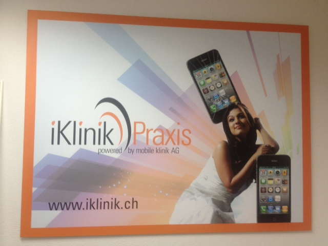 iKlinik Praxis eröffnet am Bahnhofplatz