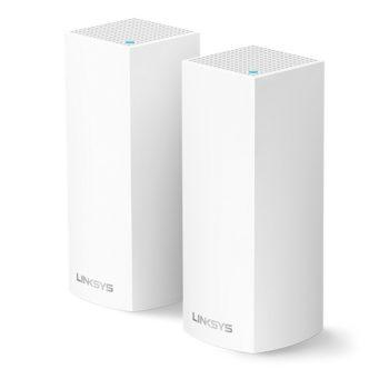 Die Linksys Velop Router haben ein tolles Design, sind leistungsstark, sind aber auch nicht gerade günstig.
