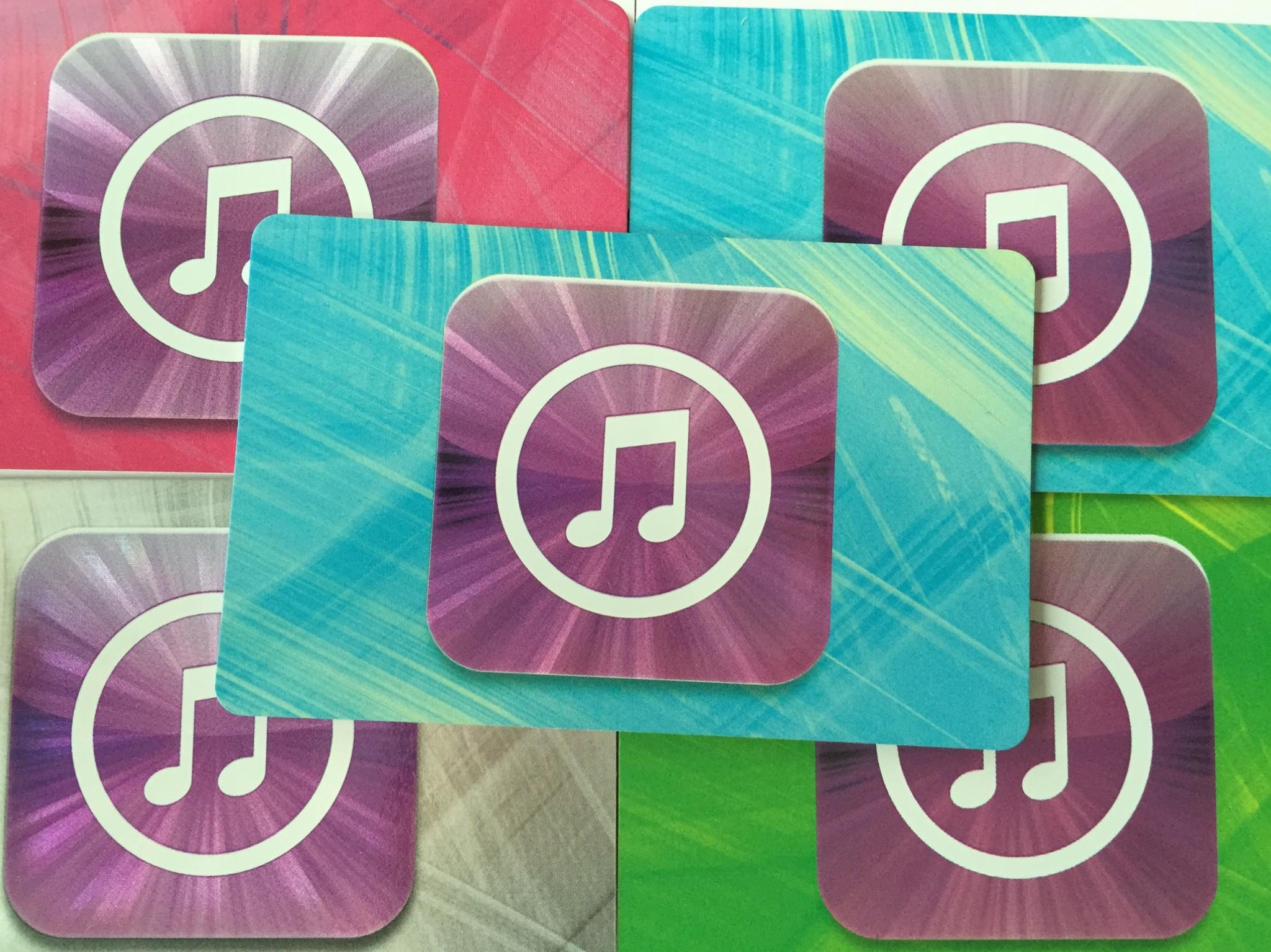 15% Rabatt auf alle iTunes Karten!