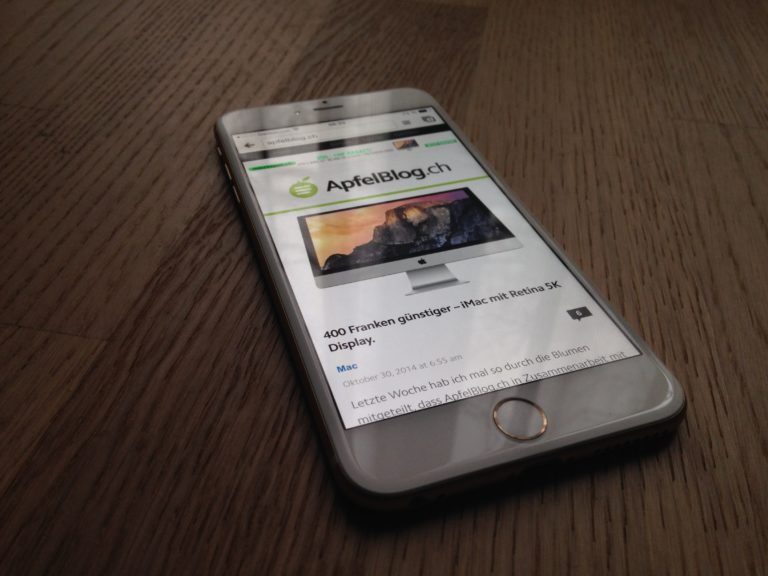 iPhone 6 Plus - ApfelBlog.ch