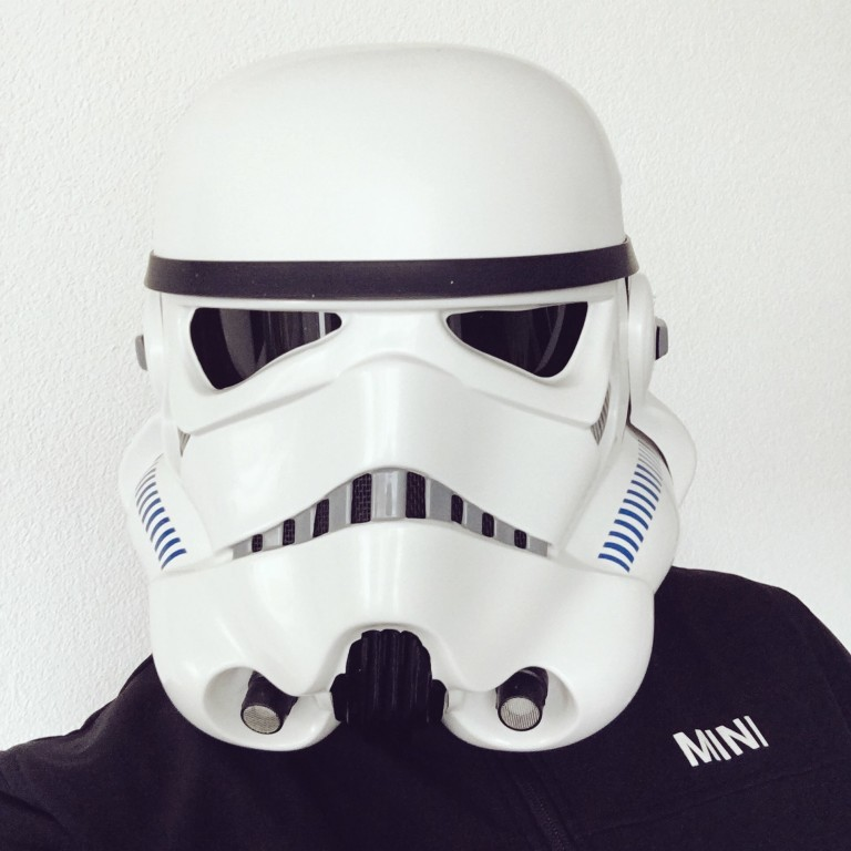 Stormtrooper by Anovos from Renato Mitra