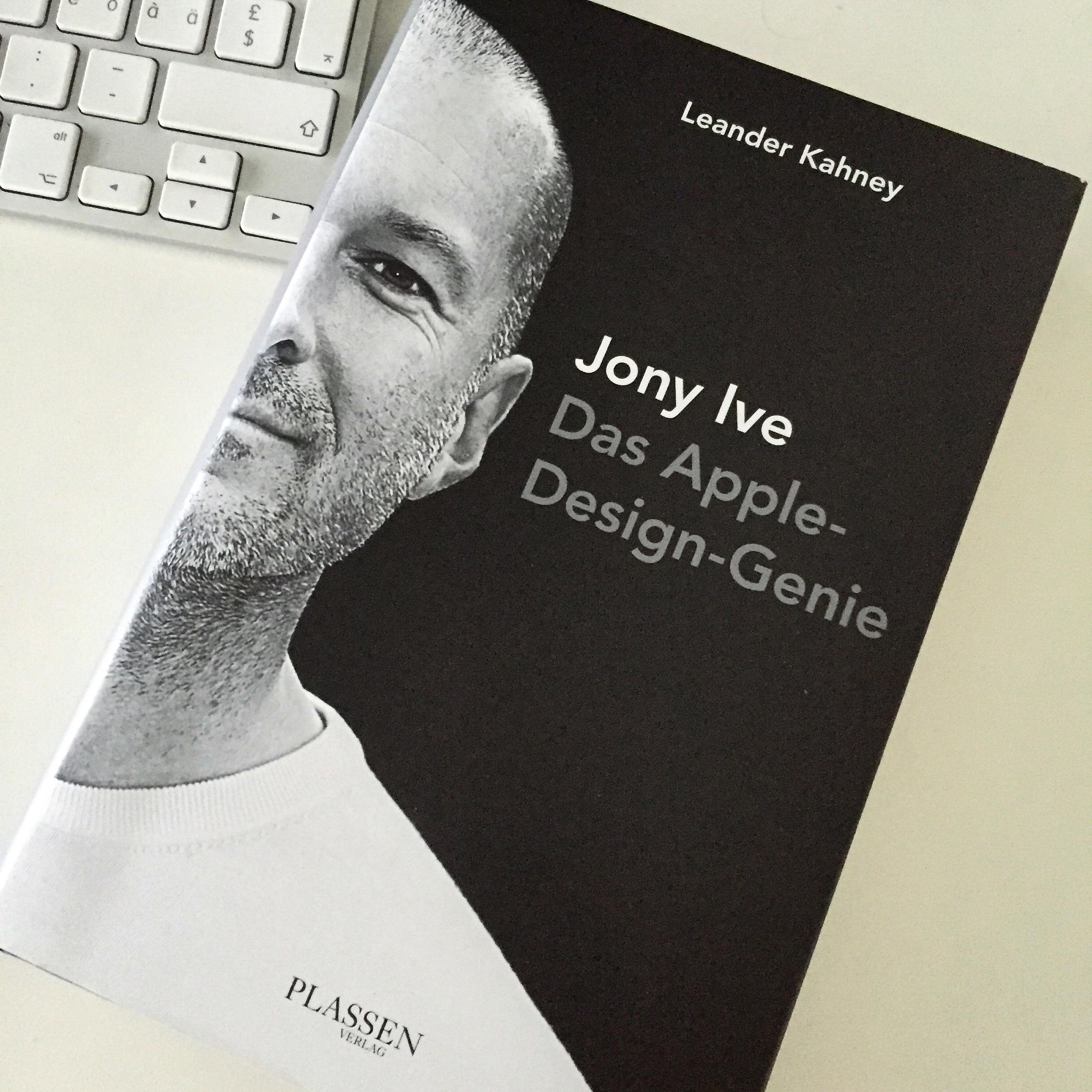 Jony Ive – Das Apple-Design-Genie.