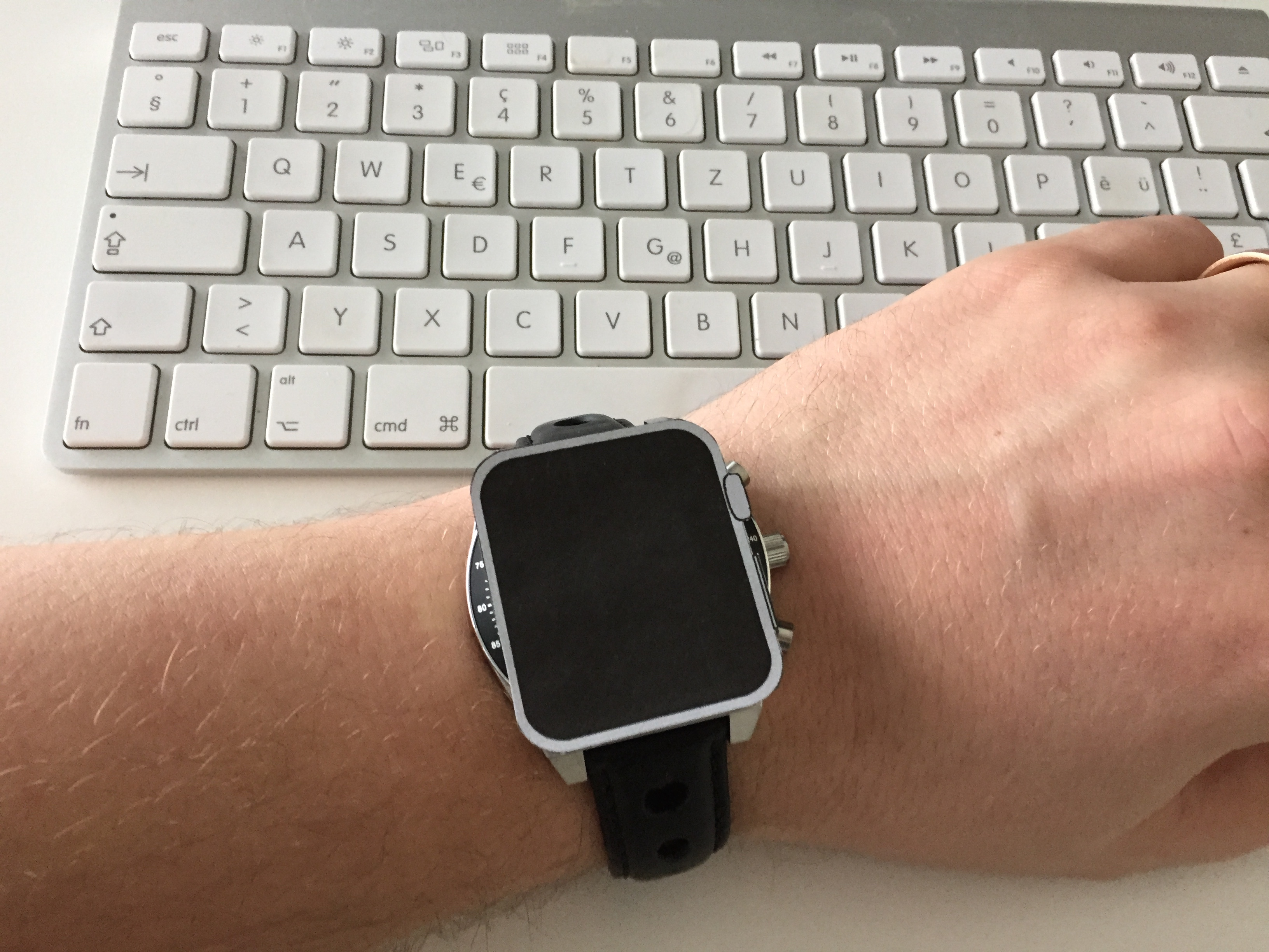 Apple Watch – Gross oder klein?