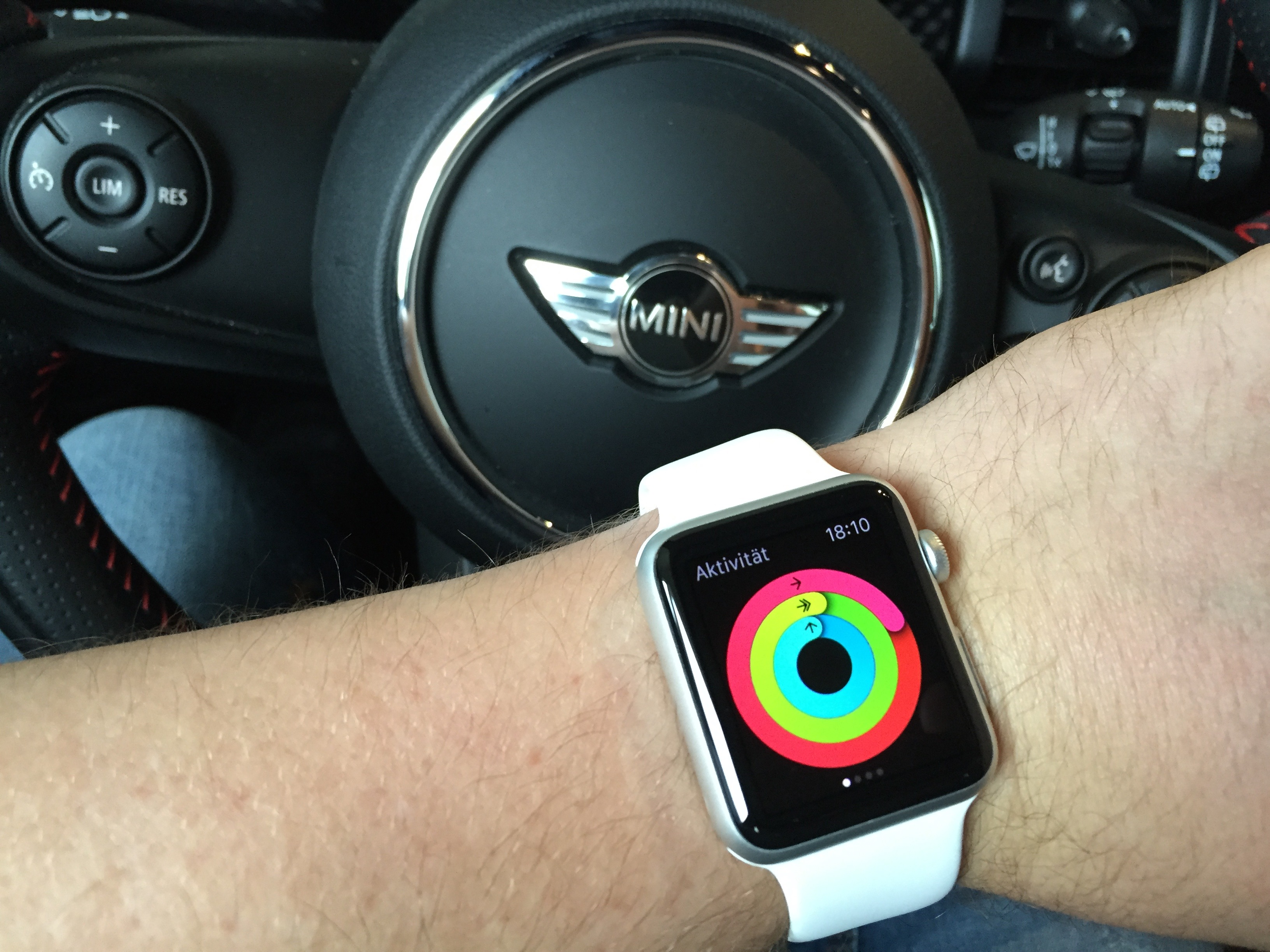 Apple Watch Renato Mitra