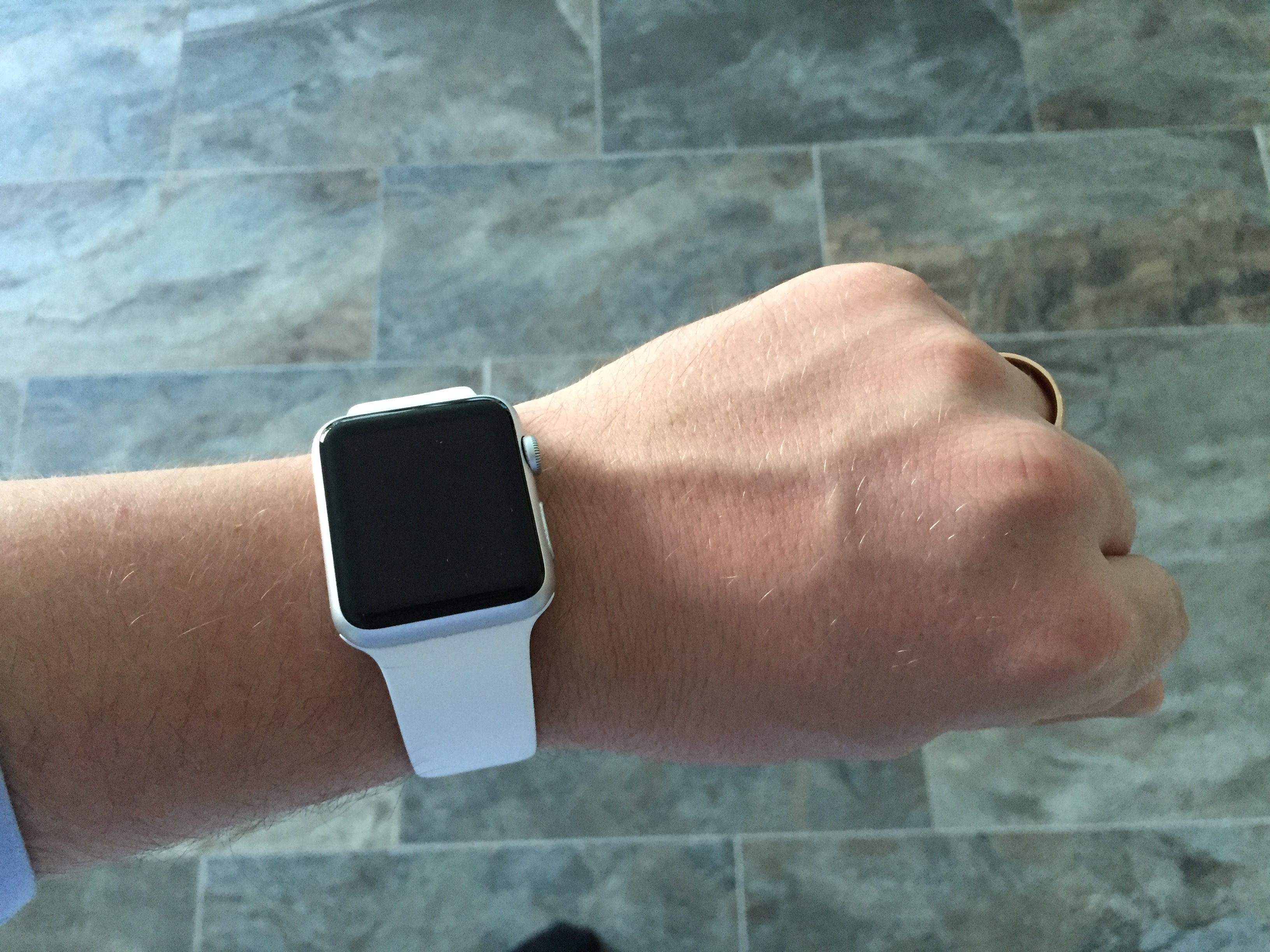 Update für die Apple Watch auf Watch OS 1.0.1