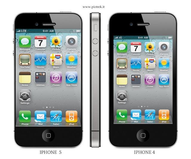sieht so das neue iphone 5 aus apfelblog. Black Bedroom Furniture Sets. Home Design Ideas