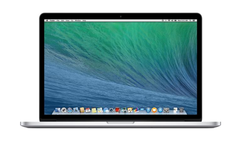 MacBook Pro OS X Mavericks