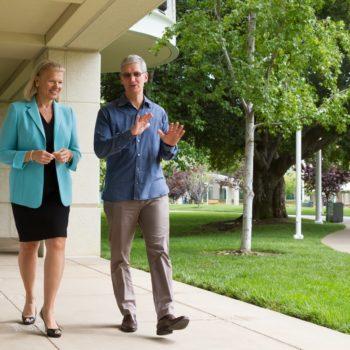 IBM und Apple