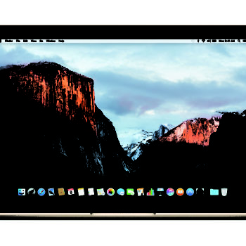 MacBook El Capitan Homescreen