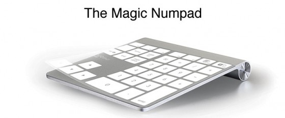Magic Numpad Mobee