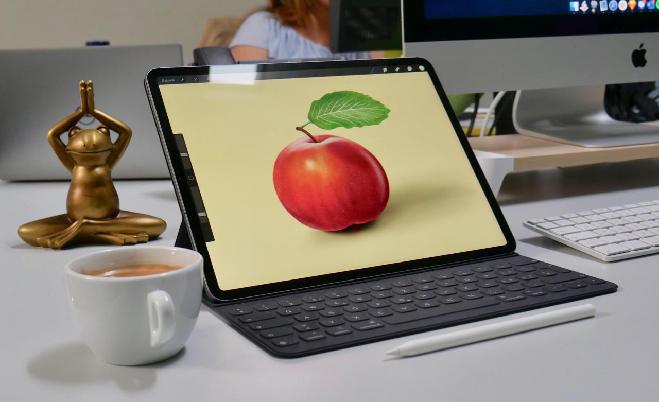 Zeichnen-wie-auf-Papier-Das-iPad-Pro-und-Apple-Pencil-2-im-Designer-Test