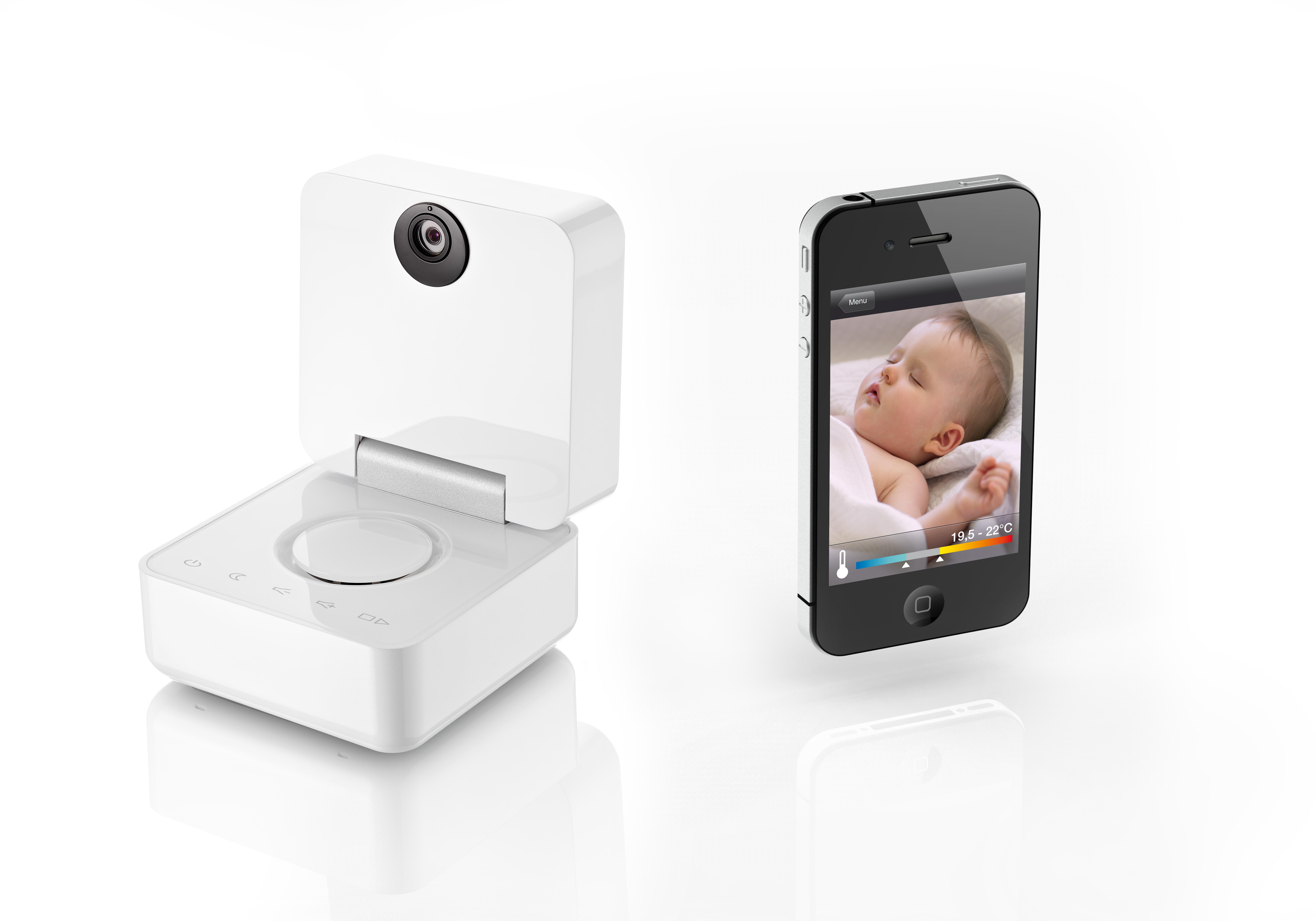 Smart Baby Monitor ist gut, aber nicht perfekt