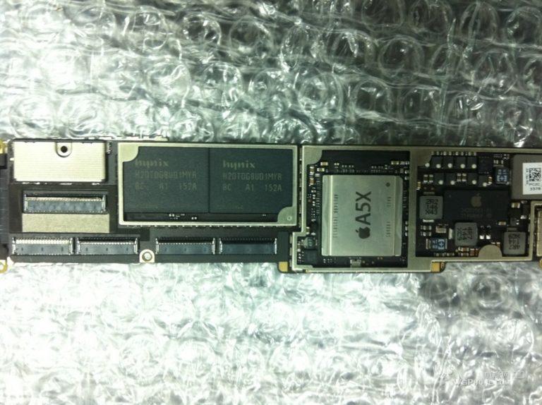 iPad A5X