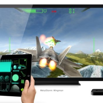 AirPlay mit iPad und Apple TV