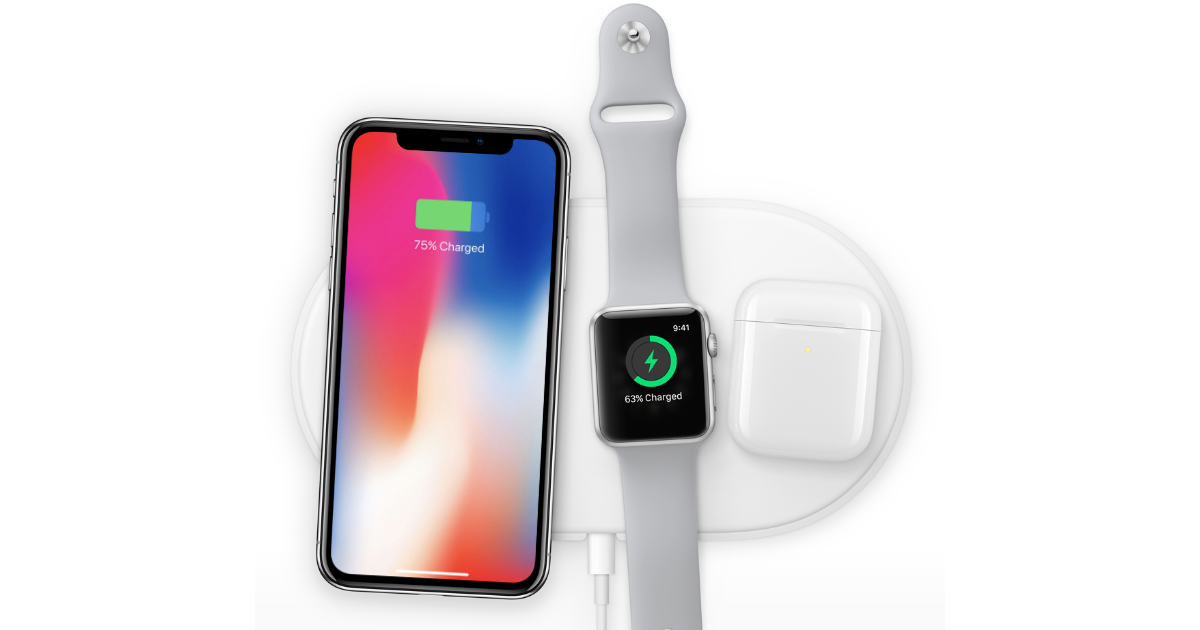 Apple's AirPower Wireless Charging Mat Reportedly Coming in March