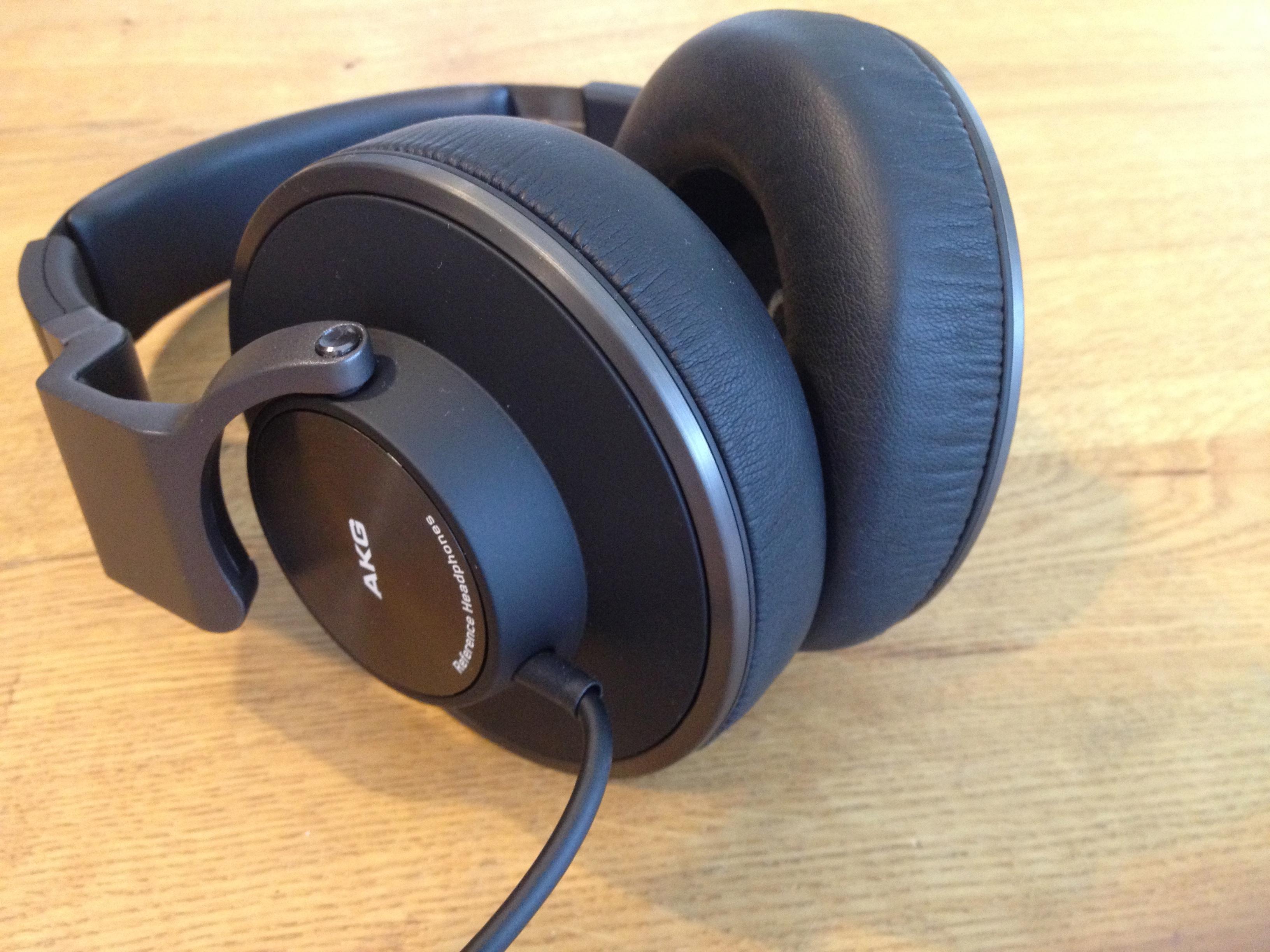 AKG K 550 – Da gibt's was auf die Ohren