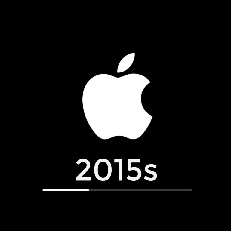 Apple 2015s