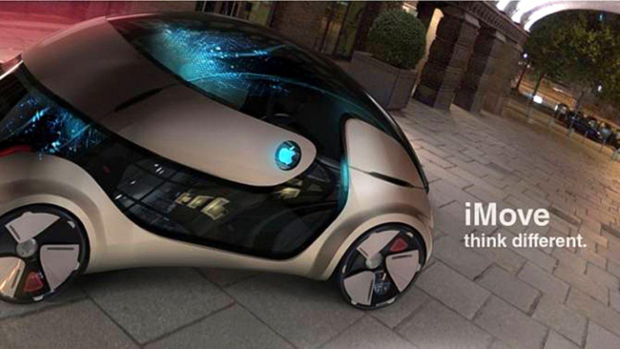 Apple Car soll erst 2020 in Produktion gehen.